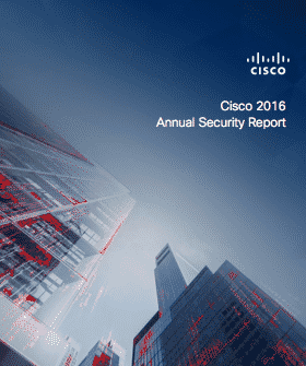 Cisco Security Report 2016
