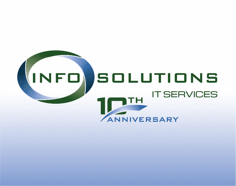 10th anniversary Info Solutions